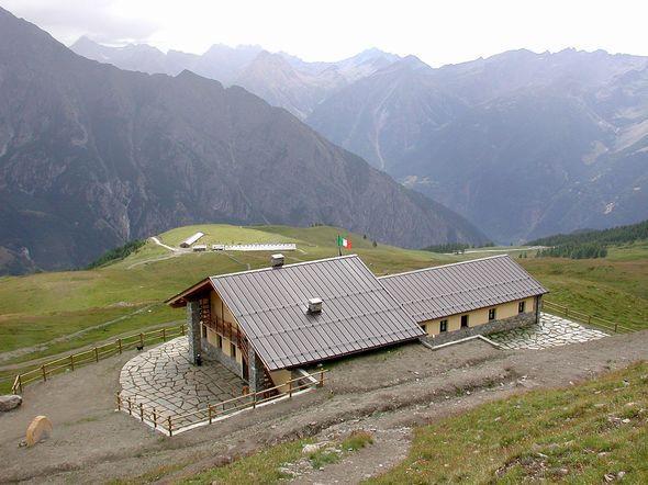 rifugio champillon (doues)