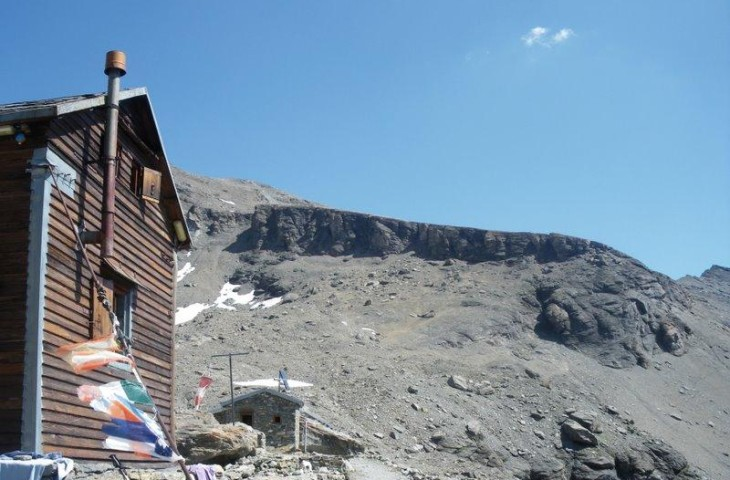 rifugio Chiarella